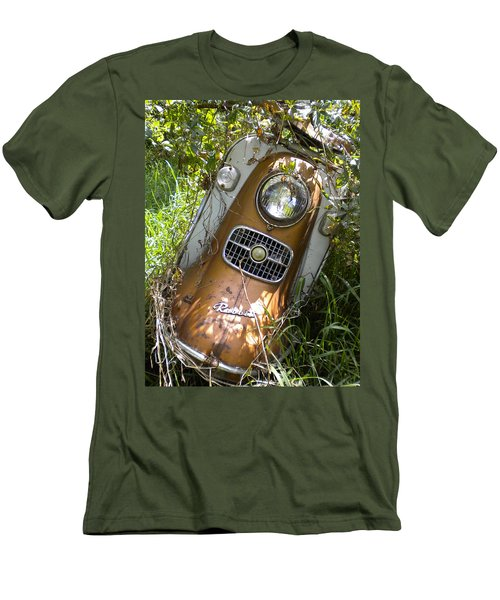 Scooter Rabbit Men's T-Shirt (Athletic Fit)