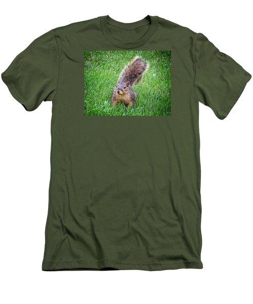Secret Squirrel Men's T-Shirt (Athletic Fit)