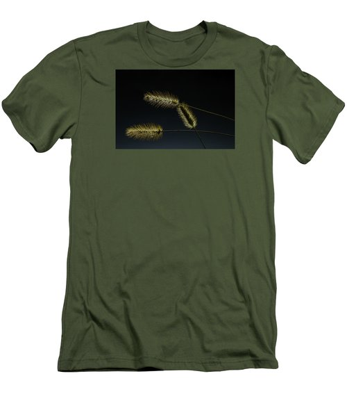 Seeds Of Life Men's T-Shirt (Slim Fit) by Christopher L Thomley