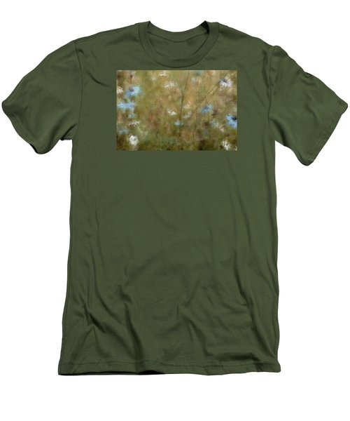 Seek Peace Men's T-Shirt (Athletic Fit)