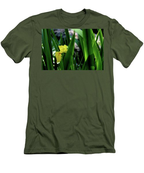 Men's T-Shirt (Athletic Fit) featuring the photograph Serendipity by Hanne Lore Koehler