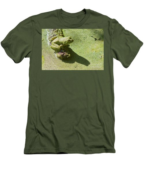 Shadow And Frog Men's T-Shirt (Athletic Fit)