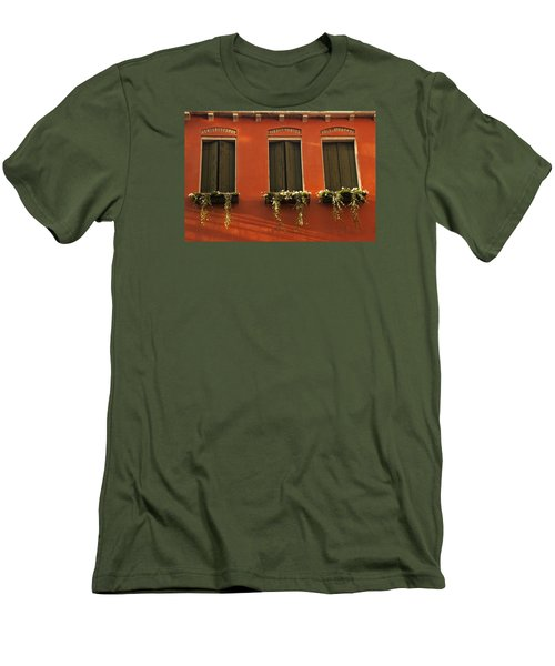 Shadows And Shutters Men's T-Shirt (Athletic Fit)