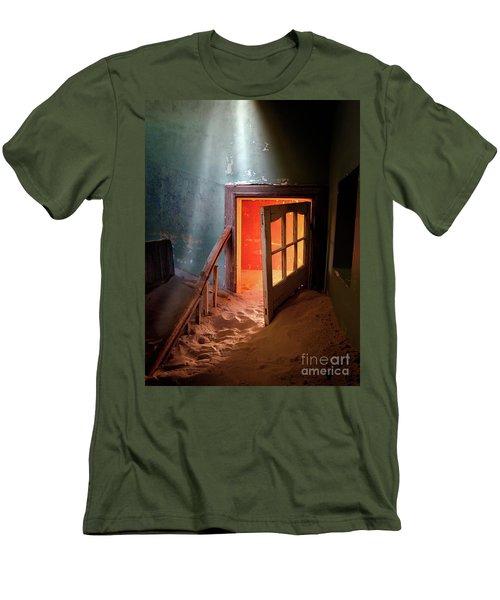Shaft Of Light Men's T-Shirt (Athletic Fit)
