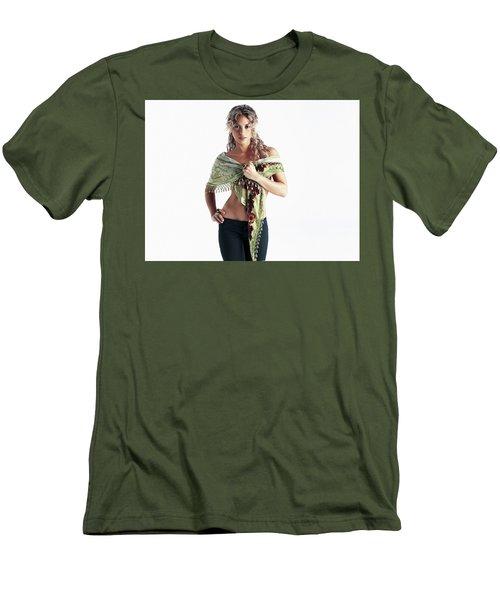 Shakira 32 Men's T-Shirt (Athletic Fit)
