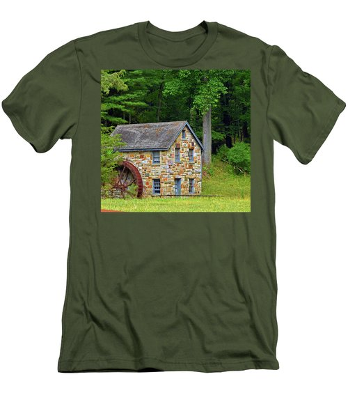 Shenandoah Valley Men's T-Shirt (Athletic Fit)
