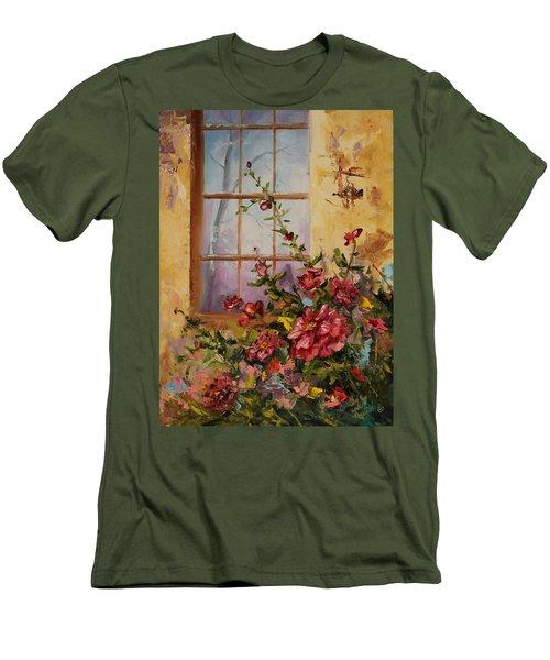 Show Of Color Men's T-Shirt (Athletic Fit)