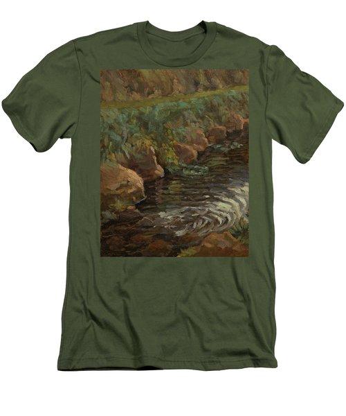 Sidie Hollow Men's T-Shirt (Athletic Fit)