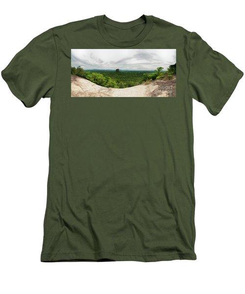 Sigiriya Panorama Men's T-Shirt (Athletic Fit)