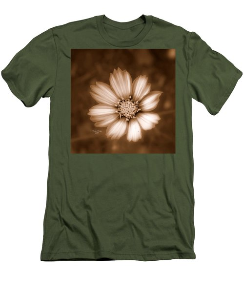 Silent Petals Men's T-Shirt (Athletic Fit)