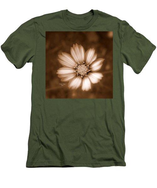 Silent Petals Men's T-Shirt (Athletic Fit)