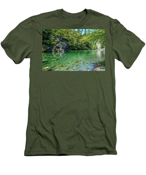 Simply Beautiful Men's T-Shirt (Athletic Fit)