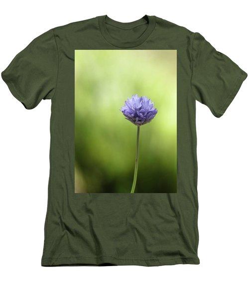 Simply Blue Men's T-Shirt (Athletic Fit)