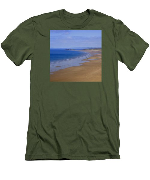 Simply Men's T-Shirt (Athletic Fit)