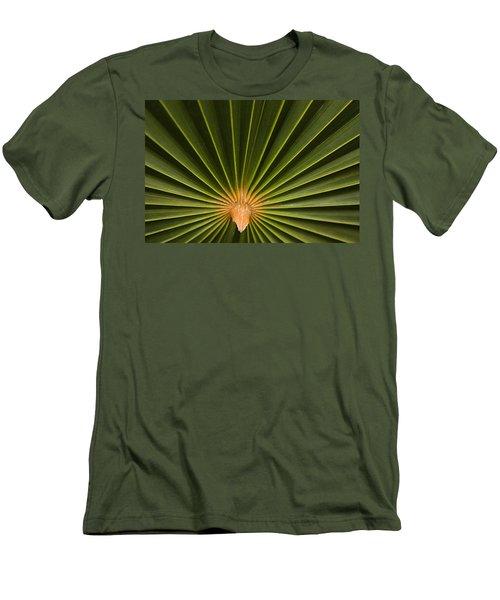 Skc 9959 The Palm Spread Men's T-Shirt (Athletic Fit)