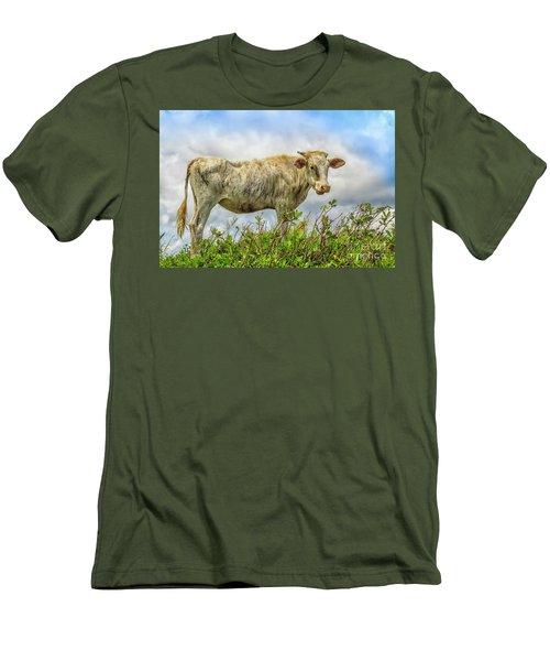 Skinny Cow Men's T-Shirt (Athletic Fit)