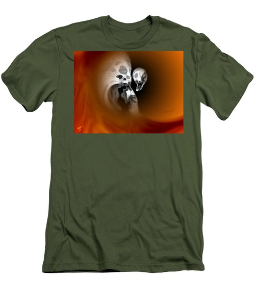 Skull Scope 2 Men's T-Shirt (Athletic Fit)