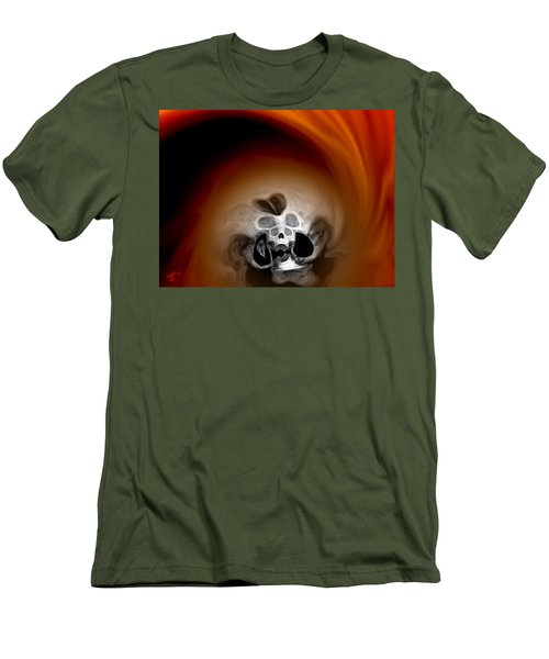 Skull Scope 3 Men's T-Shirt (Athletic Fit)