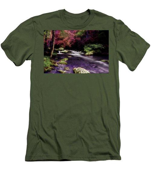 Sleep Walking Men's T-Shirt (Athletic Fit)