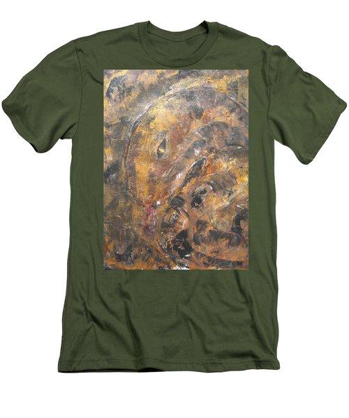 Slither Men's T-Shirt (Slim Fit) by Maria Watt