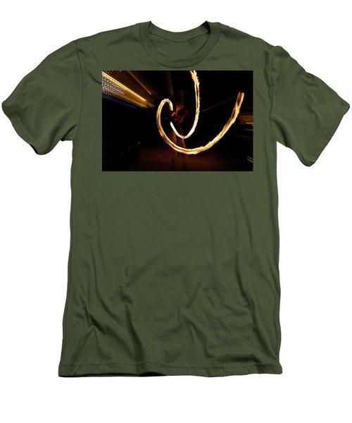 Slow Motion Men's T-Shirt (Athletic Fit)