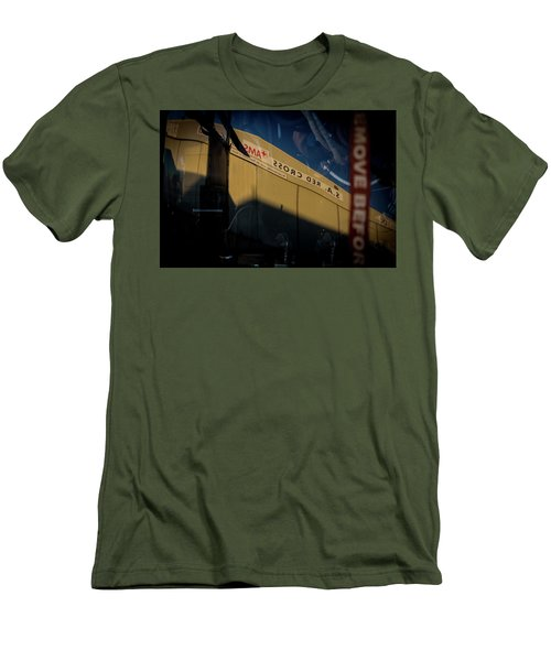 Men's T-Shirt (Slim Fit) featuring the photograph Sma Ssorc Der As by Paul Job