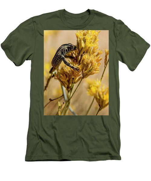 Smells Like Something Delicious Men's T-Shirt (Athletic Fit)