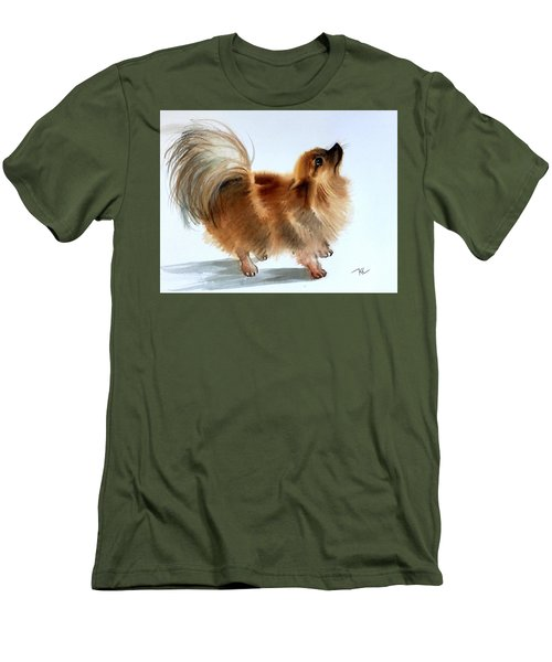 Smokey2 Men's T-Shirt (Athletic Fit)