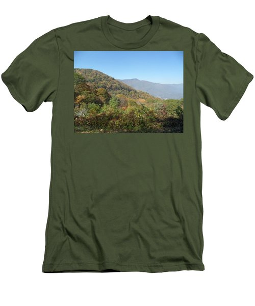 Smokies 11 Men's T-Shirt (Athletic Fit)