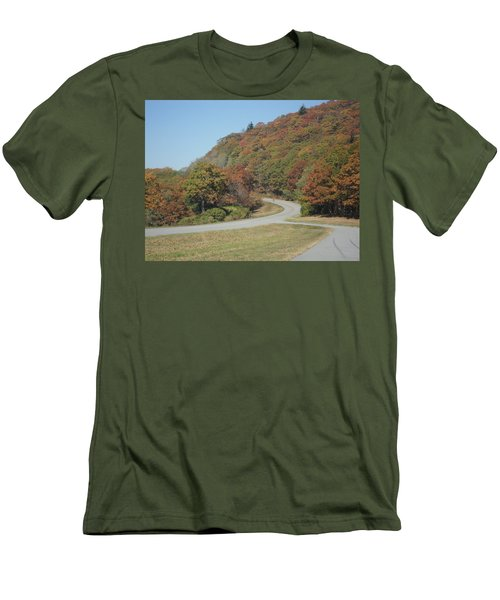 Smokies 9 Men's T-Shirt (Athletic Fit)