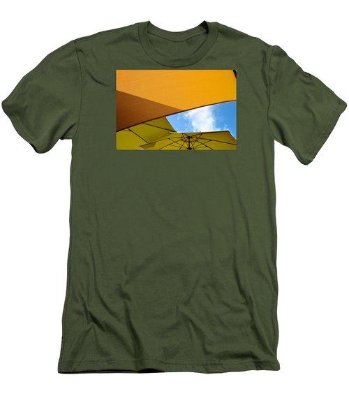 Sneak Peak Men's T-Shirt (Slim Fit) by JAMART Photography