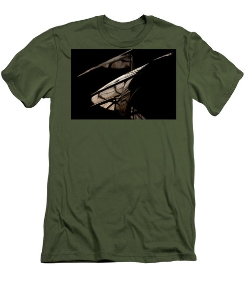 Men's T-Shirt (Athletic Fit) featuring the photograph So Beautiful by Paul Job