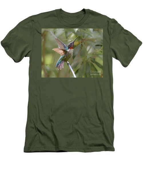 So Handsome Men's T-Shirt (Slim Fit) by Amy Porter