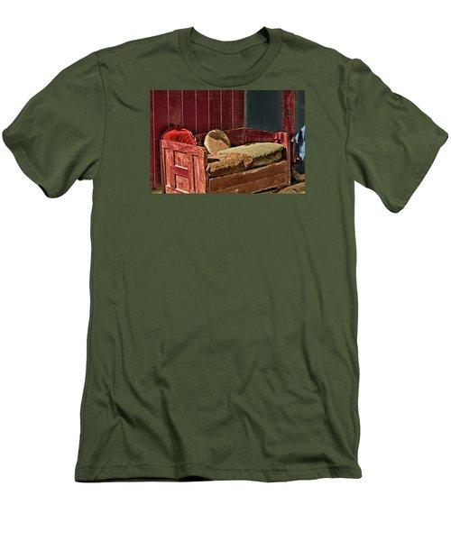 The Sofa Men's T-Shirt (Slim Fit) by Denis Lemay