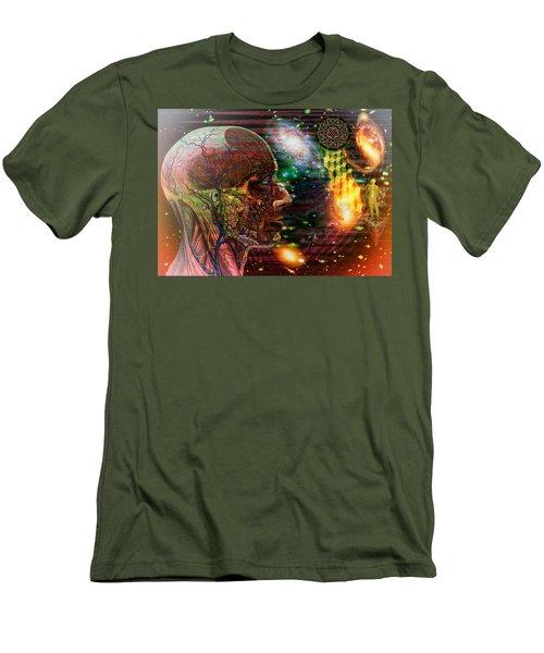 Solar Insight Of Men's T-Shirt (Slim Fit) by Joseph Mosley