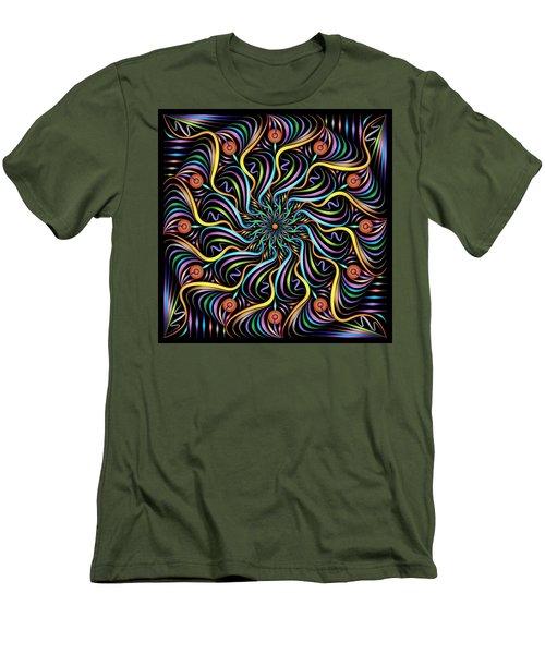 Solarium Men's T-Shirt (Athletic Fit)