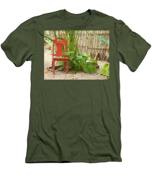 Soledad Men's T-Shirt (Athletic Fit)