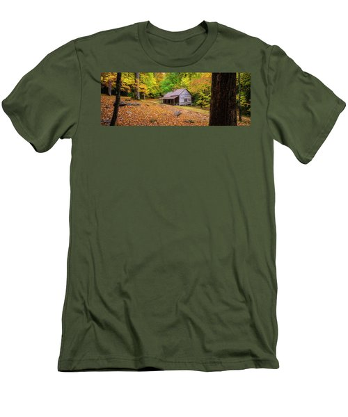 Solitude  Men's T-Shirt (Athletic Fit)