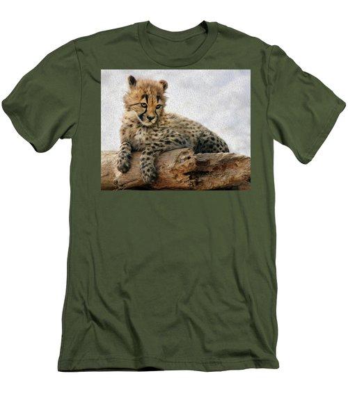Sour Puss Men's T-Shirt (Athletic Fit)