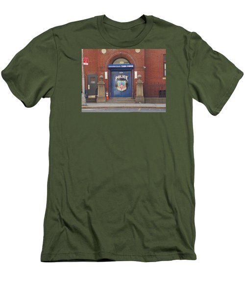 South Manhattan Task Force 1 Men's T-Shirt (Athletic Fit)