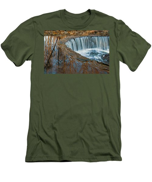 Southford Falls Men's T-Shirt (Athletic Fit)