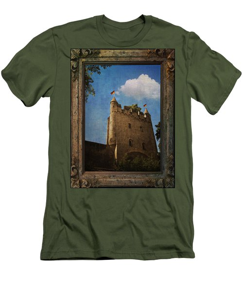 Speyer Castle Men's T-Shirt (Athletic Fit)