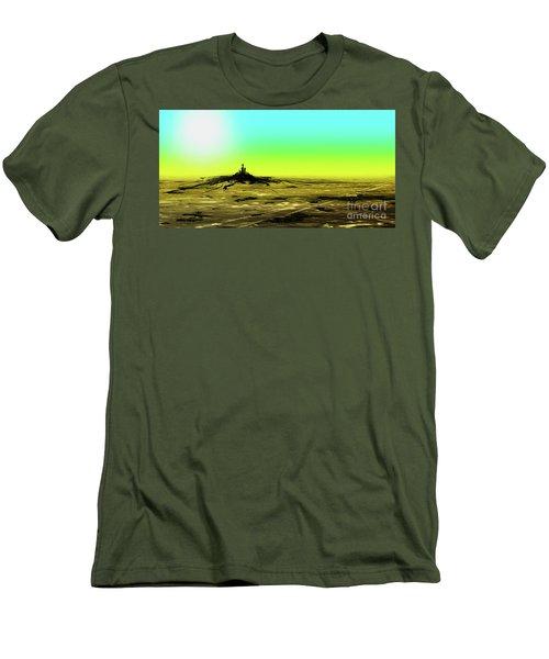 Spilling Men's T-Shirt (Athletic Fit)