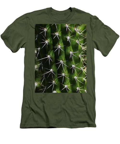 Spine Field Men's T-Shirt (Athletic Fit)