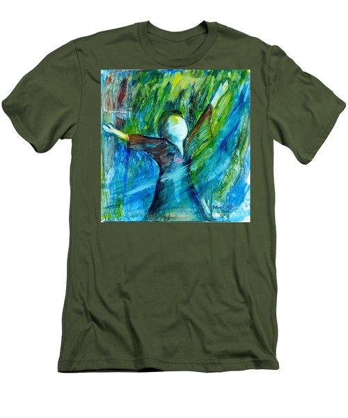 Spirit Move Men's T-Shirt (Athletic Fit)