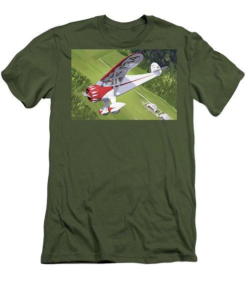 Spirit Of Dynamite Men's T-Shirt (Athletic Fit)