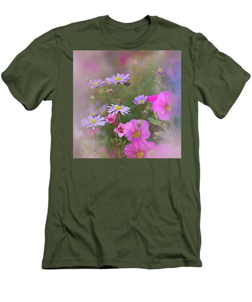 Spring Garden 2017 Men's T-Shirt (Slim Fit)