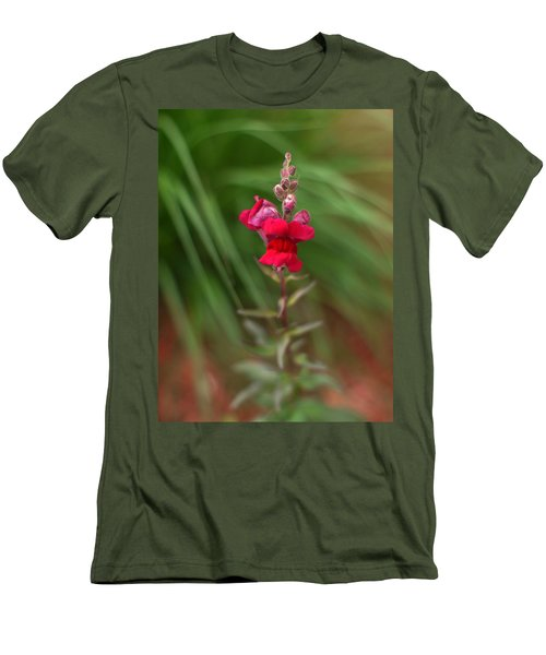 St. Johns Park Flower 872 Men's T-Shirt (Athletic Fit)