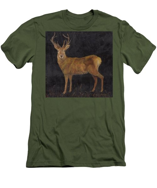 Stag Men's T-Shirt (Athletic Fit)