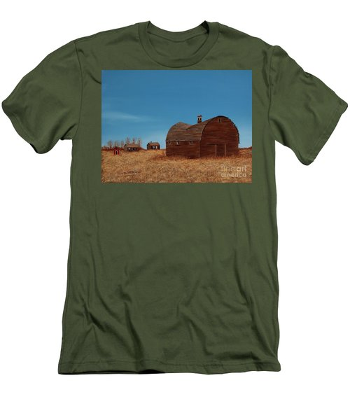 Standing Alone Men's T-Shirt (Athletic Fit)